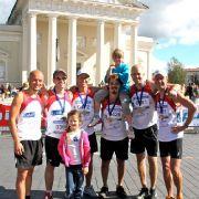 Vilnius Marathon 2012